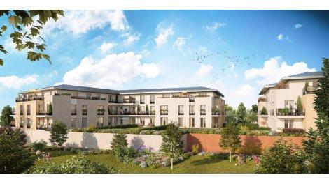 Appartements neufs Novea investissement loi Pinel à Corbeil-Essonnes