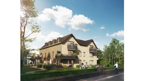 Appartement neuf Broadstairs investissement loi Pinel à Wattignies