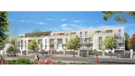 Appartement neuf Le Pavillon Jaures investissement loi Pinel à Les Pavillons sous Bois