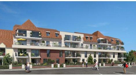 Appartement neuf Equinoxe éco-habitat à Cayeux-sur-Mer