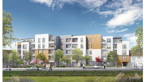 Appartement neuf La Villa d Iris à Viry-Châtillon