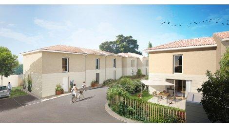 Appartement neuf Le Domaine de la Boetie éco-habitat à Le-Taillan-Medoc