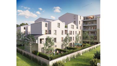 Appartements neufs Coeur de Vie éco-habitat à Neuilly-sur-Marne