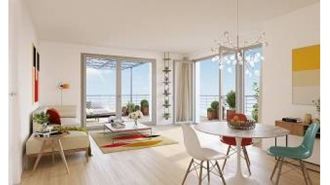 Appartement neuf Limay éco-habitat à Limay