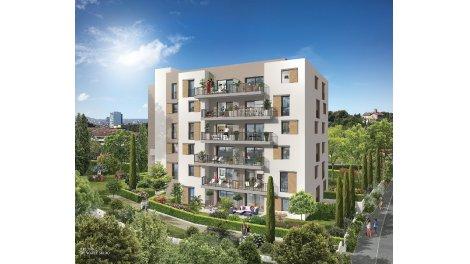 Appartement neuf Colline d'Azur à Marseille 14ème