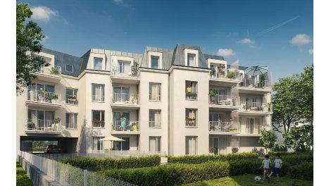 Appartement neuf Gretz éco-habitat à Gretz-Armainvilliers