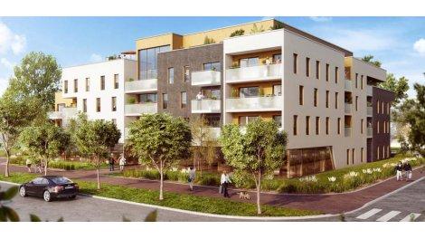 Appartement neuf Villa Thorigny éco-habitat à Mont-Saint-Aignan