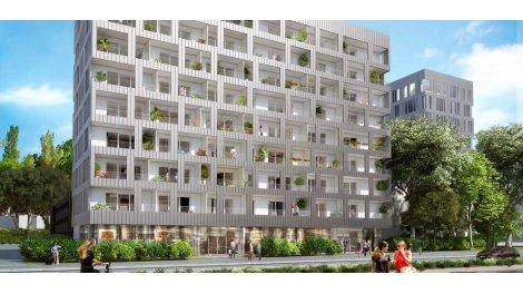 Appartement neuf Capella éco-habitat à Nantes