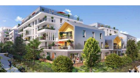 Appartement neuf Ô Domaine éco-habitat à Rueil-Malmaison