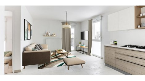 immobilier basse consommation à Rillieux-la-Pape