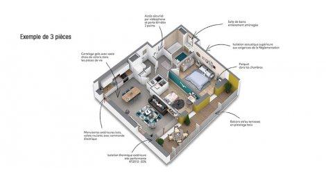 immobilier ecologique à Grenoble