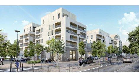 Appartement neuf Evolution éco-habitat à Rillieux-la-Pape