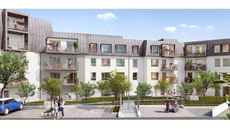Appartement neuf Villa Gaia éco-habitat à Chamalières