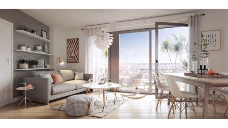Appartement neuf Hyperion - Accession à Bordeaux