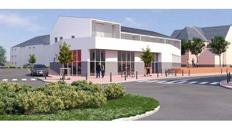 Appartement neuf Luciole investissement loi Pinel à Sainte-Luce-sur-Loire