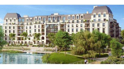 Appartement neuf Esprit Nature - Panorama à Clamart