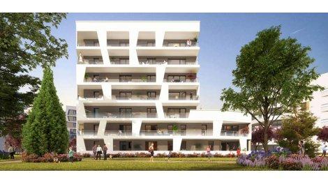 Appartement neuf Ekla éco-habitat à Nantes