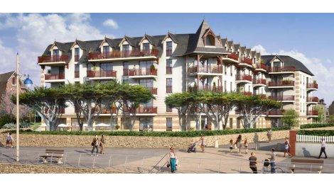Appartement neuf Amiral éco-habitat à Pleneuf-Val-André