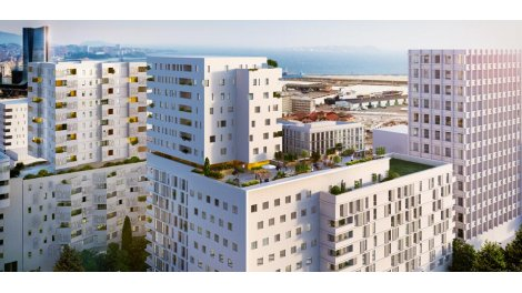 investissement immobilier à Marseille 15ème