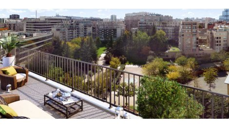 Appartement neuf Opus One à Clichy