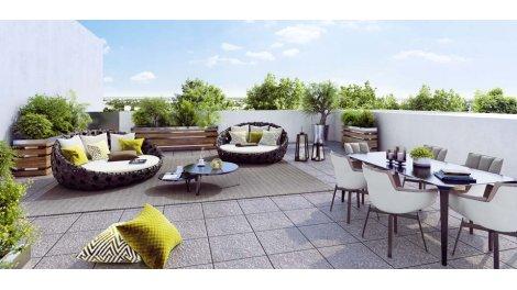 Appartement neuf Prochainement à Merignac éco-habitat à Mérignac