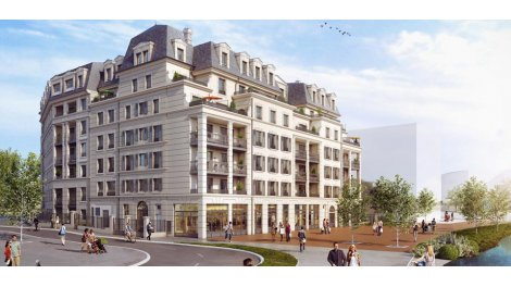 Appartement neuf Esprit Lac - Panorama à Clamart