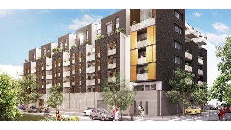 Appartement neuf Luminance à Reims