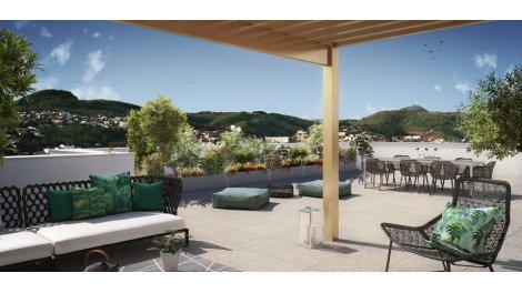 Appartement neuf Regens Parc éco-habitat à Clermont-Ferrand