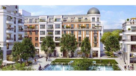 Appartement neuf Square Canal à Clamart