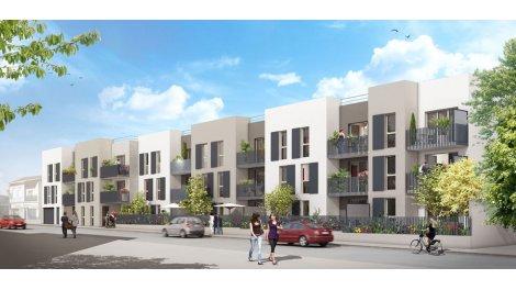 Appartement neuf Equi'Libre éco-habitat à Mitry-Mory