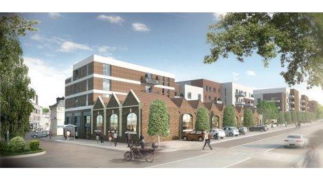 Appartement neuf Ôsmose éco-habitat à Louviers