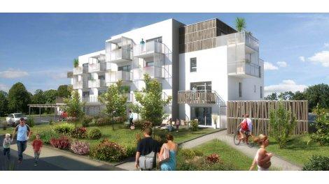 Appartement neuf Via Natura éco-habitat à Guérande