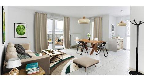 Appartement neuf So New éco-habitat à Rillieux-la-Pape