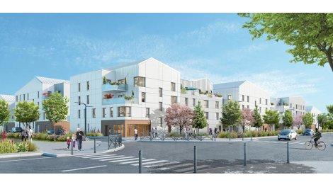 Appartements et maisons neuves Le Clos Guibert éco-habitat à Bussy-Saint-Georges