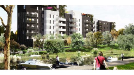 Appartement neuf Revd'O éco-habitat à Valenciennes
