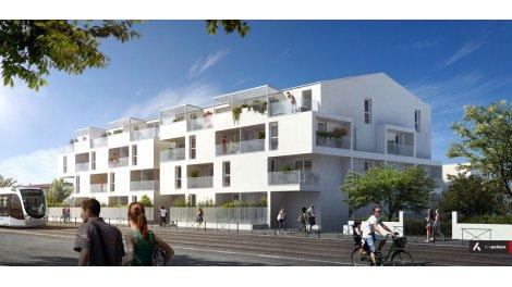 Appartement neuf Tendance éco-habitat à Blagnac