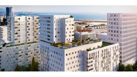 Appartement neuf So Blue à Marseille 15ème