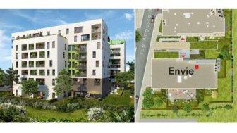 Appartements neufs Envie éco-habitat à Bagnolet