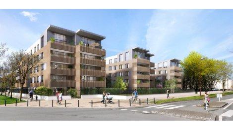 Appartement neuf Oxygene éco-habitat à Guyancourt
