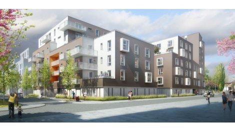Appartement neuf Villa Oréa éco-habitat à Amiens