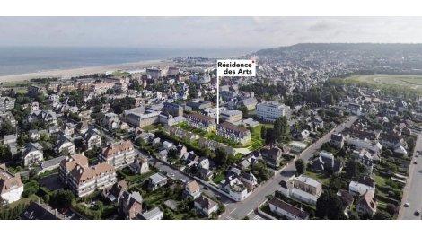 immobilier ecologique à Deauville