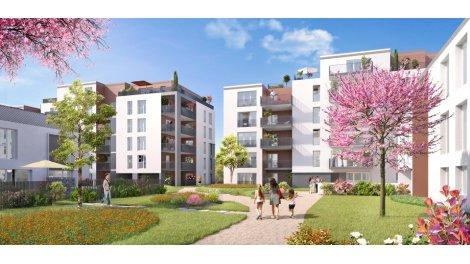 Appartement neuf Millésime éco-habitat à Colomiers