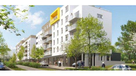 Appartement neuf Essen'Ciel éco-habitat à Amiens