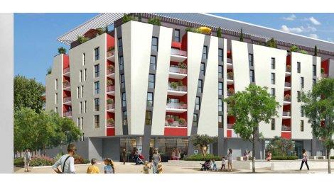 Appartement neuf Le 7ème Art éco-habitat à Nîmes