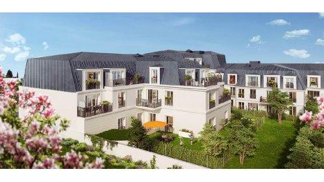 Appartement neuf Le Carré Concy investissement loi Pinel à Montgeron
