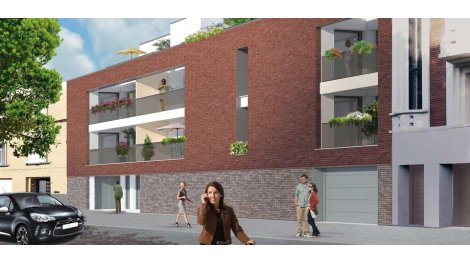 Appartement neuf Villa Lola à Loos