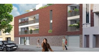 Appartements neufs Villa Lola éco-habitat à Loos