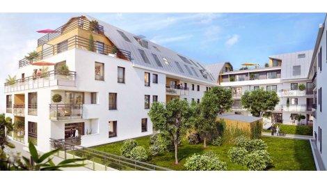 Investissement immobilier neuf diapason rouen for Programme immobilier rouen