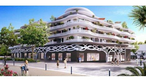 Appartement neuf Absolu investissement loi Pinel à Mandelieu-la-Napoule