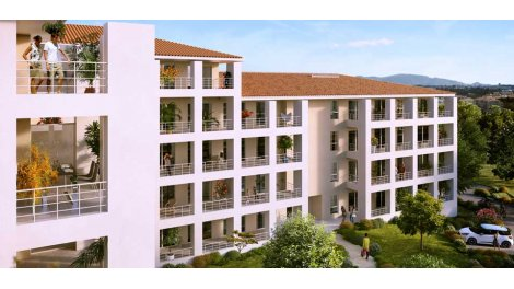 Appartement neuf Nova à Marseille 13ème